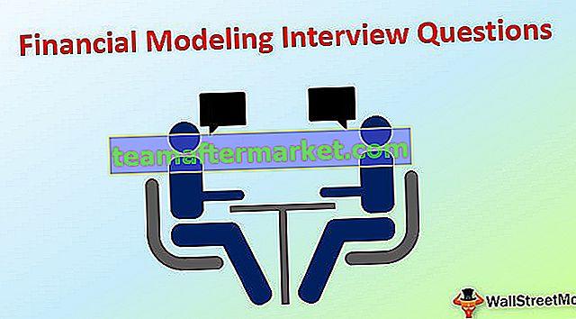 Interviewvragen over financiële modellering (met antwoorden)