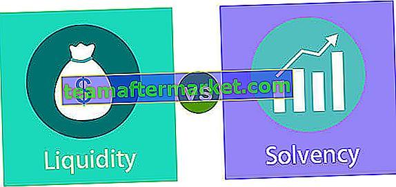 Liquidité vs solvabilité