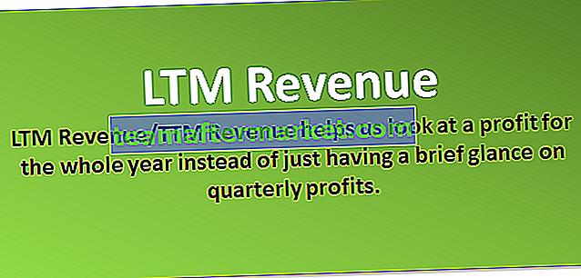 Pendapatan TTM / Pendapatan LTM