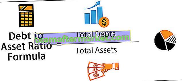 Verhältnis von Schulden zu Vermögenswerten