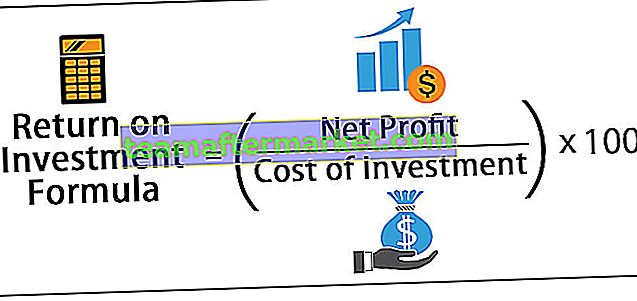 Return on Investment Formula (ROI)