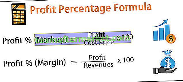 Gewinnprozentsatzformel