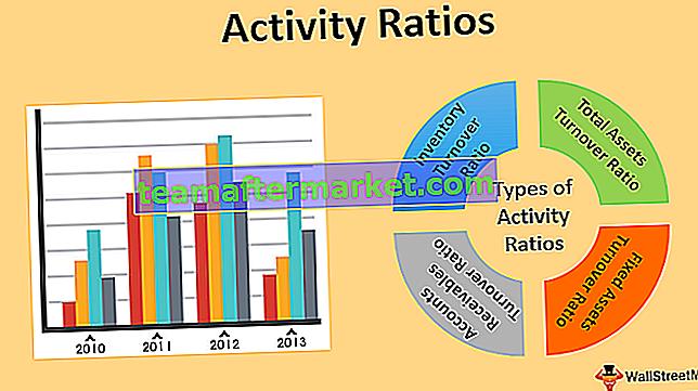 Ratios d'activité
