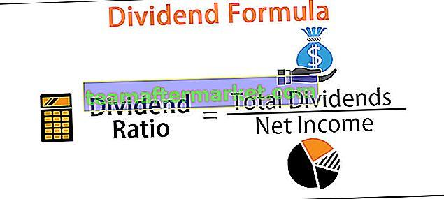 Formule de dividende