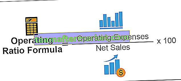 Formel für das Betriebsverhältnis