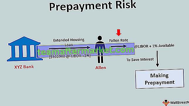 Vorauszahlungsrisiko