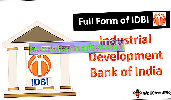 Formulir Lengkap IDBI