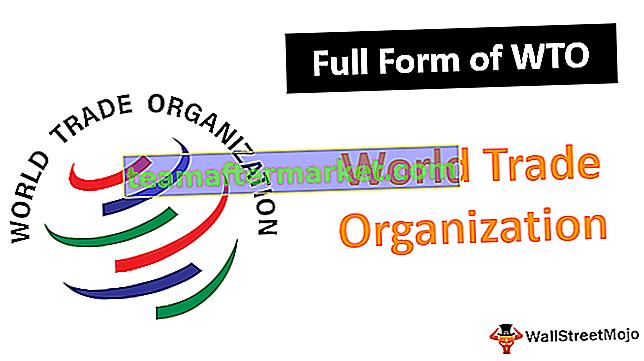 Bentuk Lengkap WTO