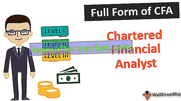 Forma completa di CFA