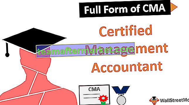 Bentuk Lengkap CMA