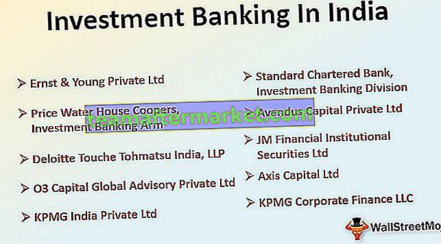 Investment Banking In Indien Top Banken Liste | Gehalt | Arbeitsplätze