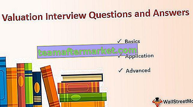 Questions et réponses d'entrevue d'évaluation