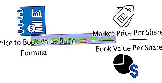 Formule du prix à la valeur comptable