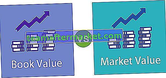 Valeur comptable vs valeur marchande