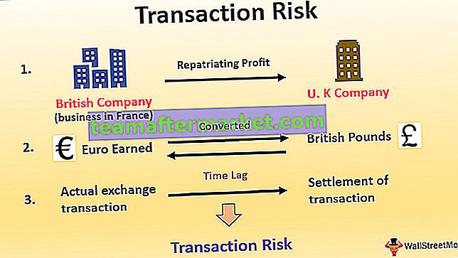 Transaktionsrisiko